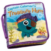 Lamaze Treasure Hunt Cloth Book (buku dalam bentuk kain)