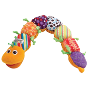Lamaze Inchworm Musical & Educational Toy